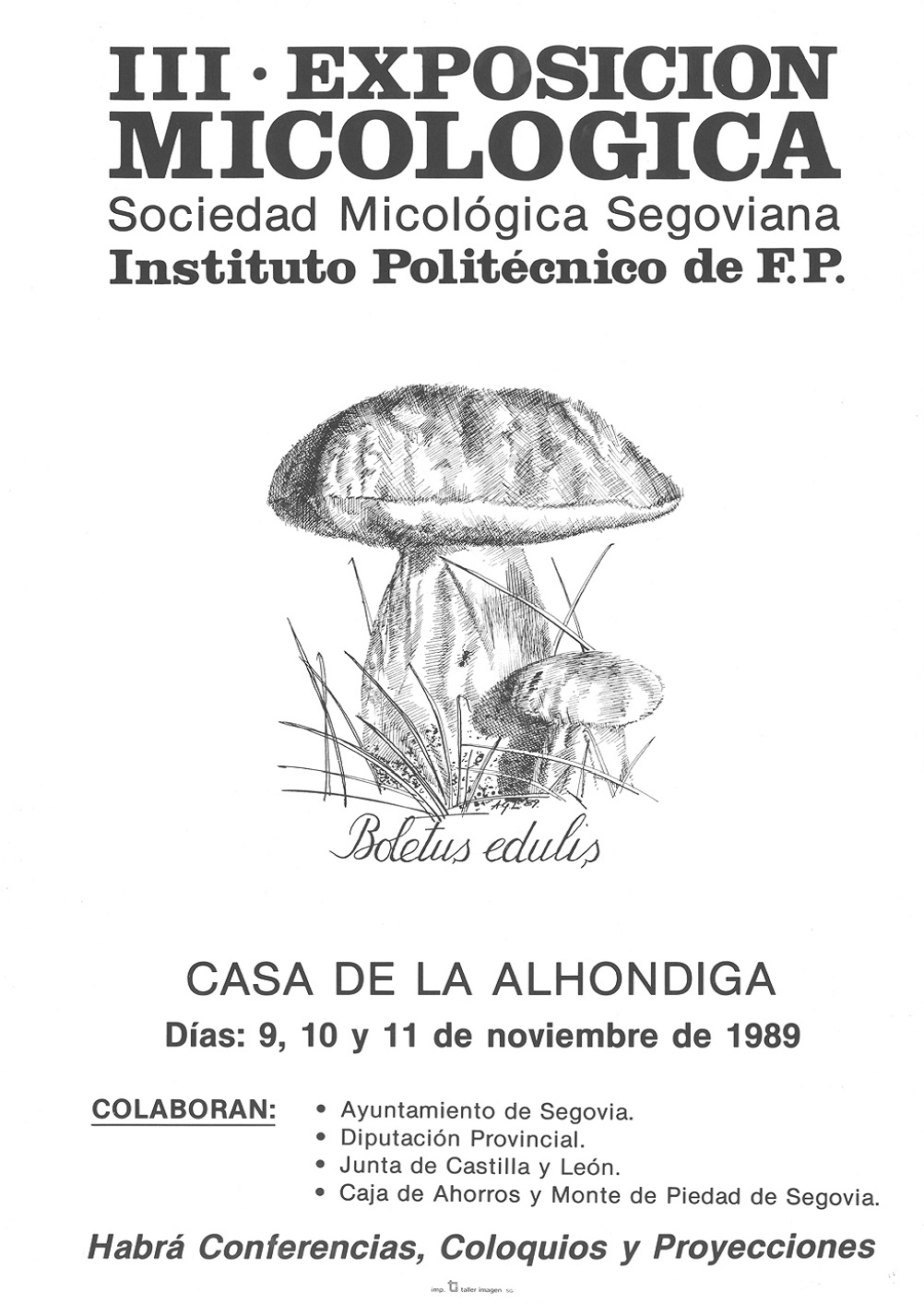 Exposición III